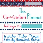 1394411513.39 Year Round Homeschool Planning Schedule   Free Form