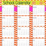 1398455632.77 Free Student Planner–Undated Calendar {Girly Girl Set}