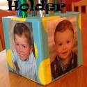 DIY Mod Podge project - easy craft for kids!
