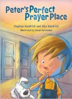 teaching kids pray
