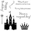 B1534 Fairytale Birthday Stamp Set